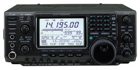 ICOM IC 7400