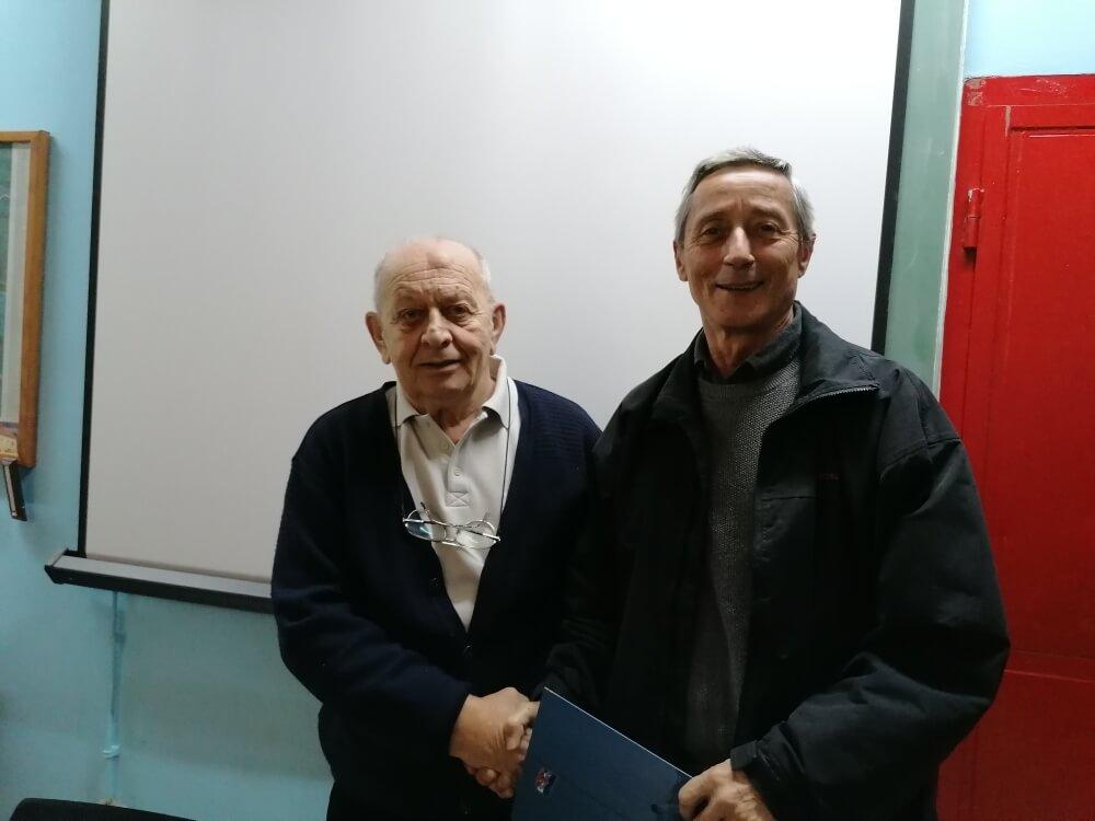 Zdenko Šroler i Davorin Ištvanović